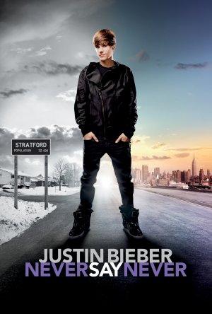 justin bieber never say never poster. Justin Bieber: Never Say Never