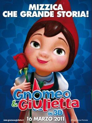 Gnomeo & Julia 898x1193