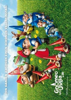 Gnomeo & Julia 497x700