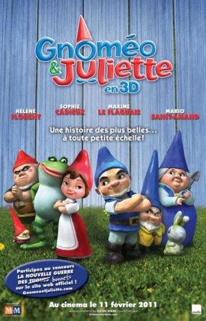 Gnomeo & Julia 531x825