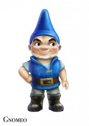 Gnomeo & Julia 1061x1500