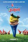 Gnomeo & Julia poster