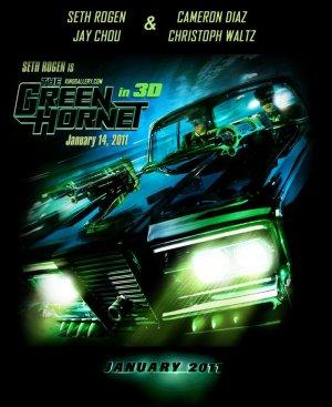 The Green Hornet 704x862