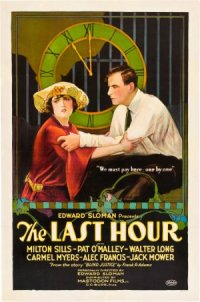 The Last Hour poster
