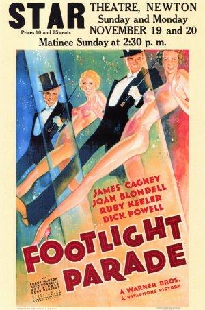 Footlight Parade 580x874