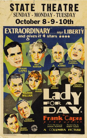 Lady for a Day 1909x3000