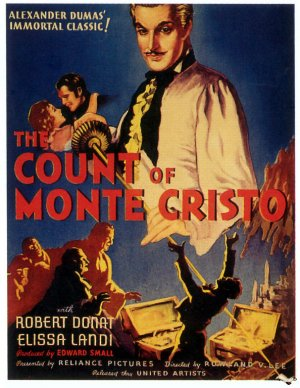 The Count of Monte Cristo 594x768