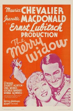 The Merry Widow 1921x2935