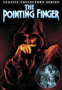 The Pointing Finger poster