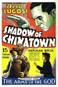 Shadow of Chinatown poster