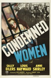 Condemned Women poster