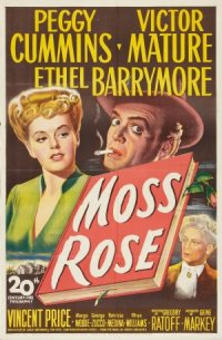 Moss Rose poster