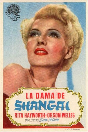 The Lady from Shanghai 469x700