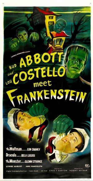Bud Abbott Lou Costello Meet Frankenstein 831x1615