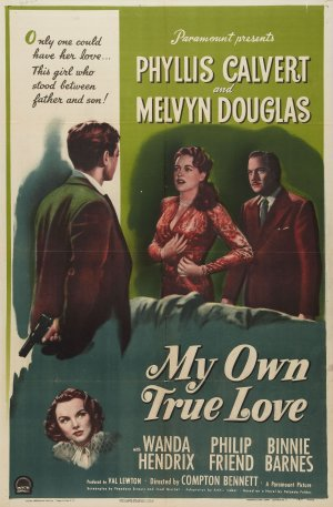 My Own True Love Poster