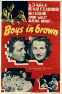 Boys in Brown poster