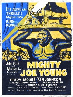 Mighty Joe Young 2207x2939