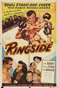 Ringside poster