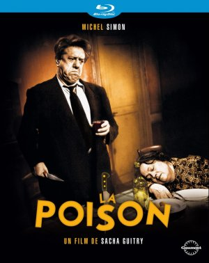 Poison, La Blu-ray cover