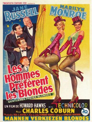 Gentlemen Prefer Blondes 1900x2525