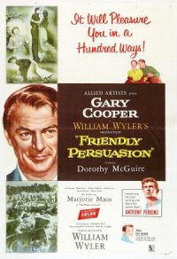Friendly Persuasion poster