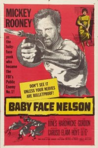 Baby Face Nelson poster