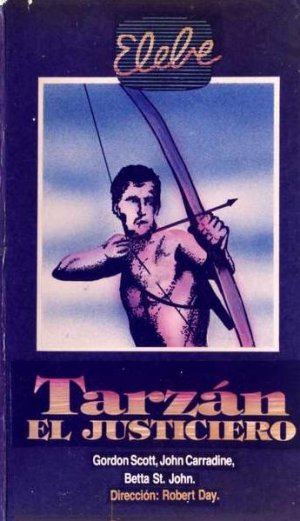 Tarzan the Magnificent 345x599