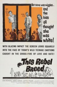 This Rebel Breed poster