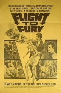 Flight to Fury poster