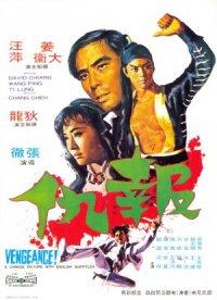 Kung-Fu Vengeance poster