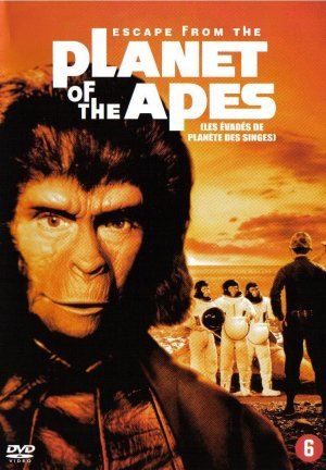 Escape from the Planet of the Apes 747x1075