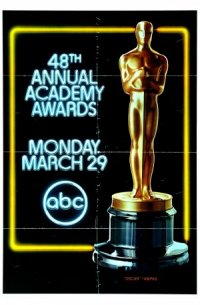 The 48th Annual Academy Awards poster