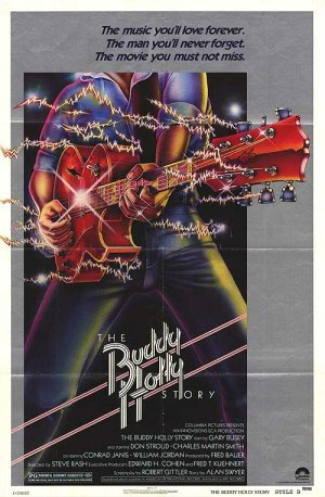 The Buddy Holly Story 500x763