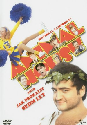 Animal House Dvd cover