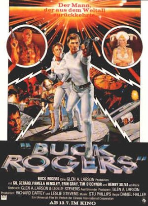 Buck Rogers in the 25th Century 332x460