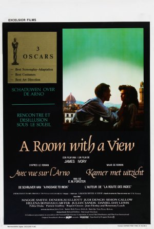Movie PRINT POSTER DE 339317 A Room with a View 1985