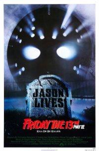 Friday the 13th Part VI: Jason Lives poster