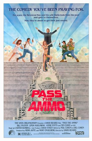 Pass the Ammo Poster