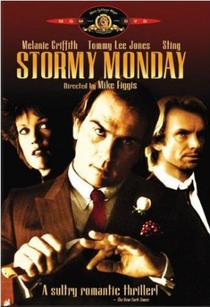 Stormy Monday Dvd cover