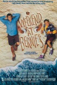 Weekend at Bernie's poster