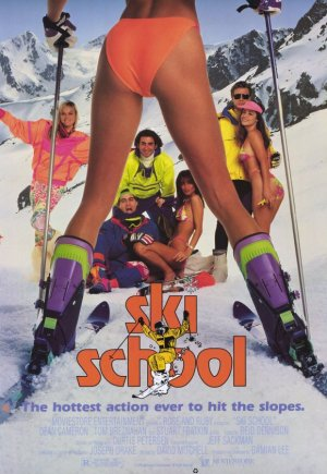 Ski School 580x841