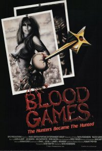 Blood Games poster