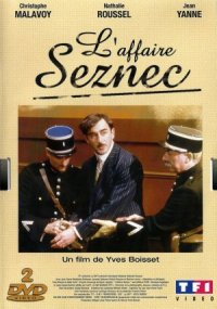 Die Affäre Seznec poster