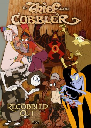 The Princess and the Cobbler Cover