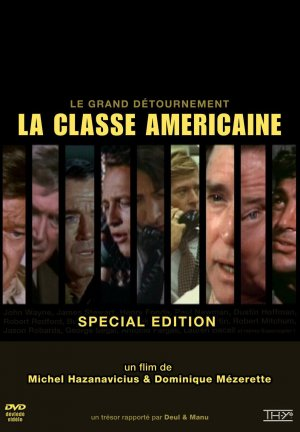 La classe am�ricaine Dvd cover