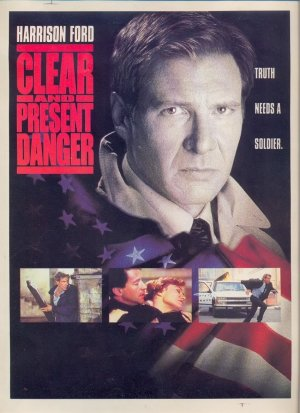 Clear and Present Danger 850x1170