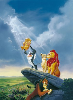 The Lion King 3619x5000