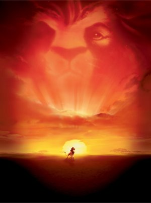 The Lion King 3739x5000