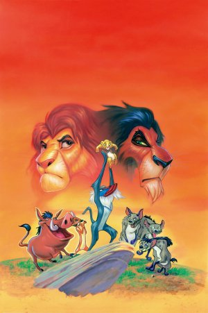 The Lion King 3327x5000