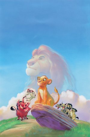 The Lion King 3302x5000